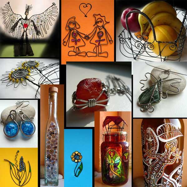 Šperky a drátěné výrobky Nom