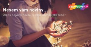 Nepiš Ježíškovi, napiš nám – poradna Sbarvouven.cz pomůže přežít Vánoce