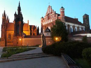 Vilnius – Itak může skončit Change setkání