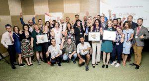 Pride Business Forum ocenilo LGBT přátelské zaměstnavatele